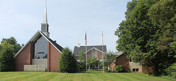 Clarksville CP Church